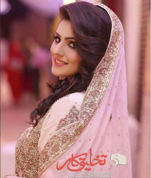 Beautiful Bridal Barat Dresses Designs Collection 2016-2017 for Wedding Brides (35)