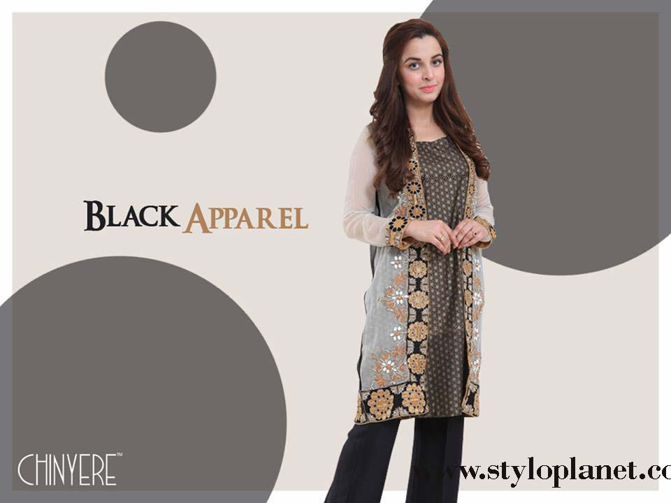 Chinyere Latest Eid Dresses Designs & Accessories Collection 2016-2017 (17)