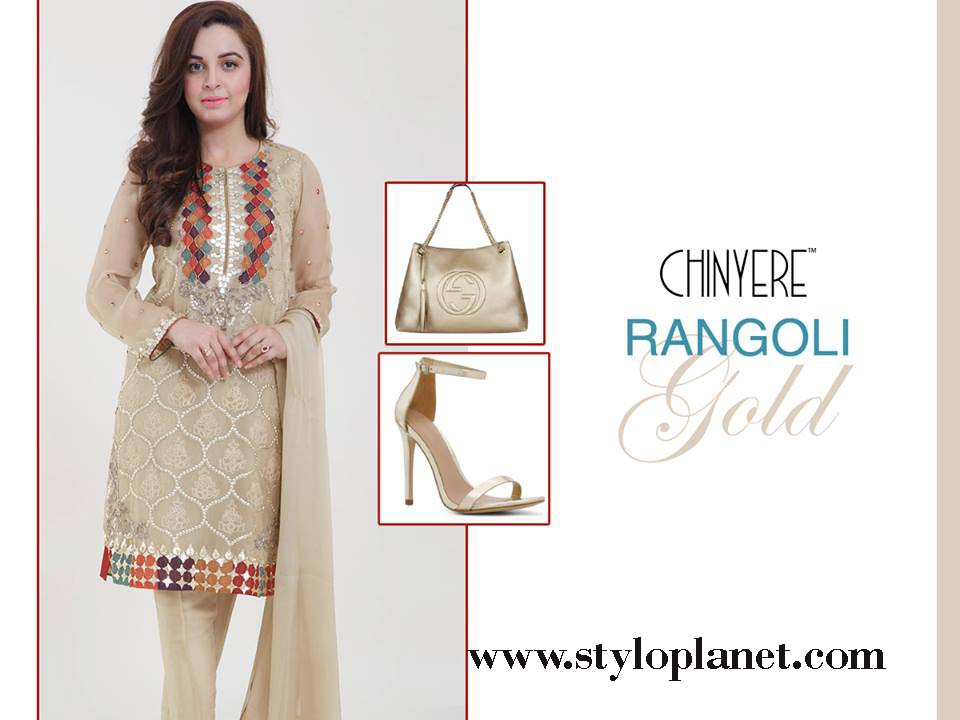 Chinyere Latest Eid Dresses Designs & Accessories Collection 2016-2017 (22)