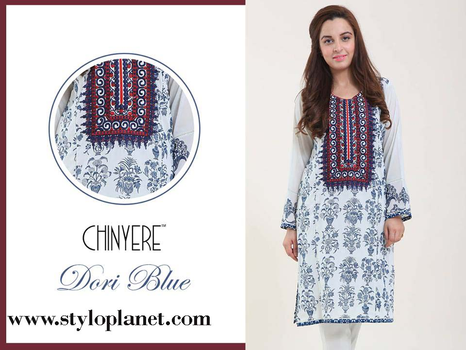 Chinyere Latest Eid Dresses Designs & Accessories Collection 2016-2017 (23)