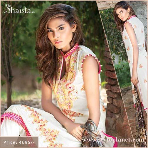 Shaista Designers Latest Eid Wear for Women 2016 with Price (16)
