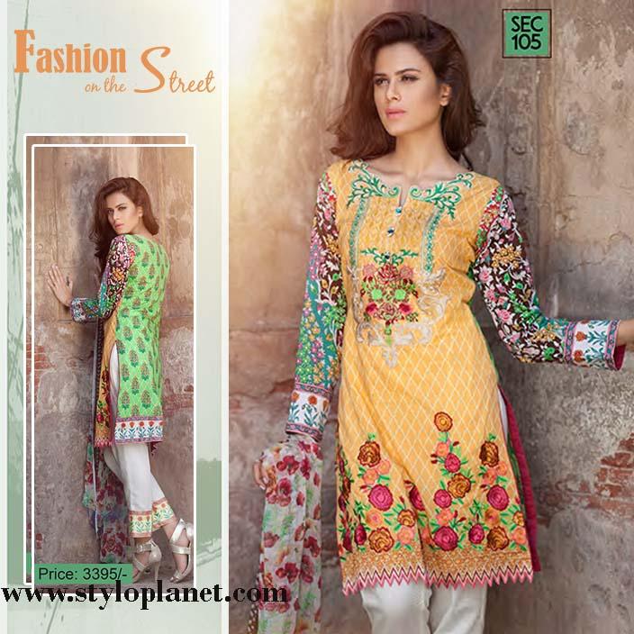 Shaista Designers Latest Eid Wear for Women 2016 with Price (2)