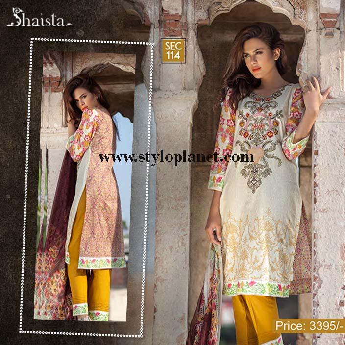 Shaista Designers Latest Eid Wear for Women 2016 with Price (4)