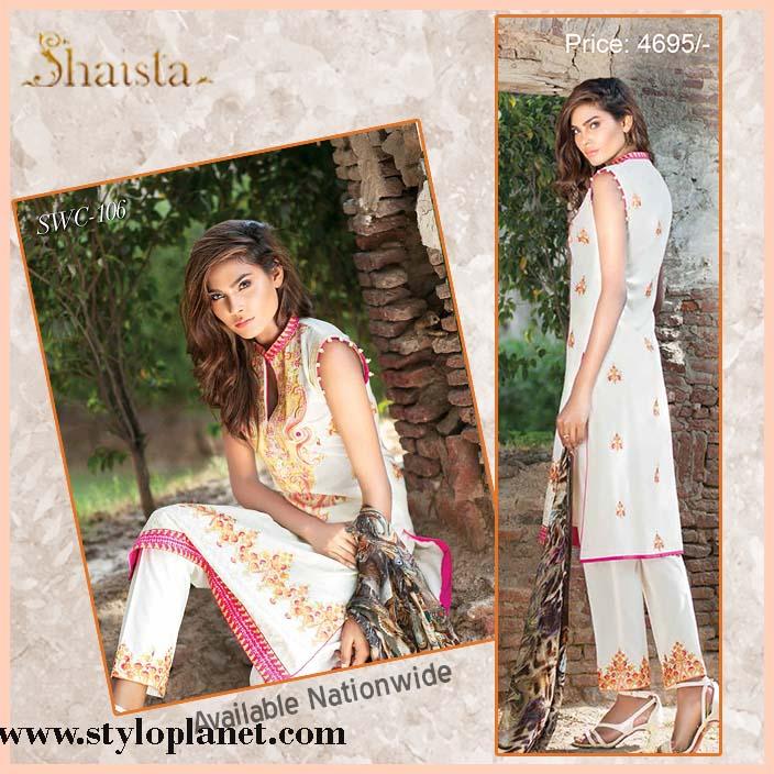 Shaista Designers Latest Eid Wear for Women 2016 with Price (6)