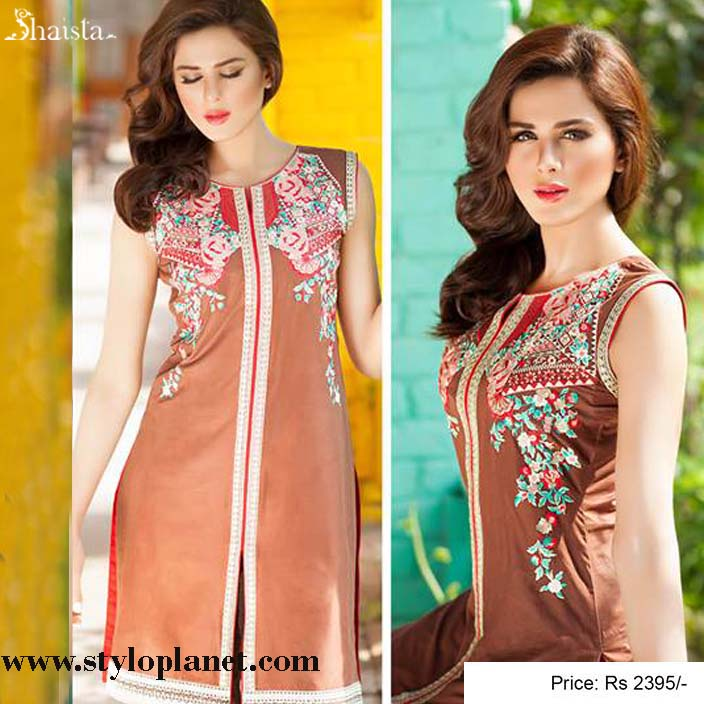 Shaista Designers Latest Eid Wear for Women 2016 with Price (7)