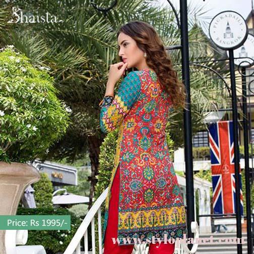 Shaista Designers Latest Eid Wear for Women 2016 with Price (8)