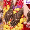 Kashee's Signature Mehndi Designs Collection for Eid 2016-2017