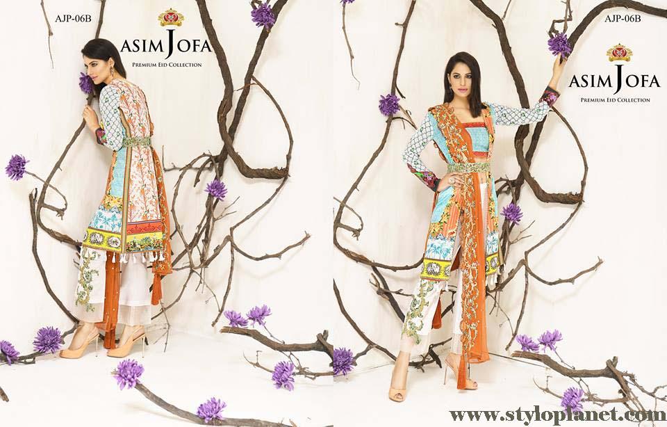 Asim Jofa Luxury Premium Eid Dresses Collection 2016 -2017 Catalog (18)