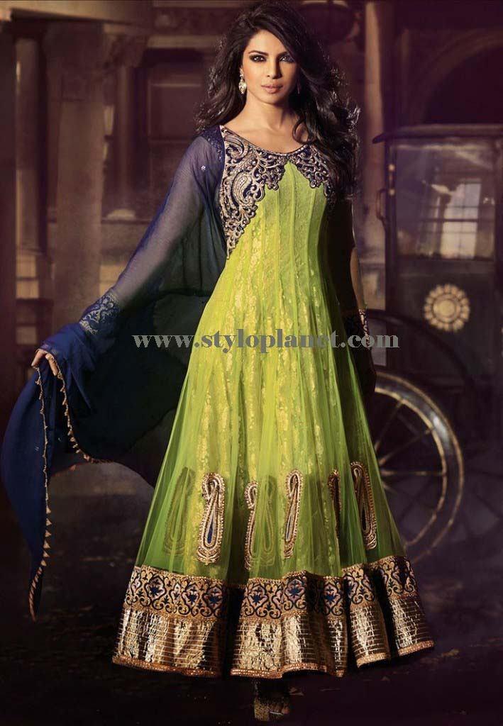 latest Frocks Collection