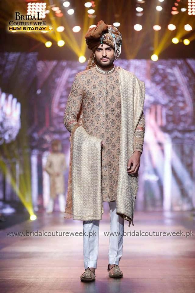 Sherwani Designs for Groom