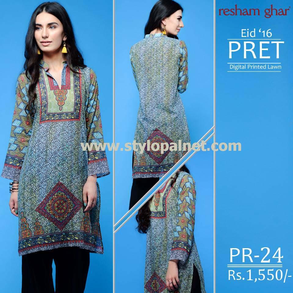 Resham Ghar Pret Collection