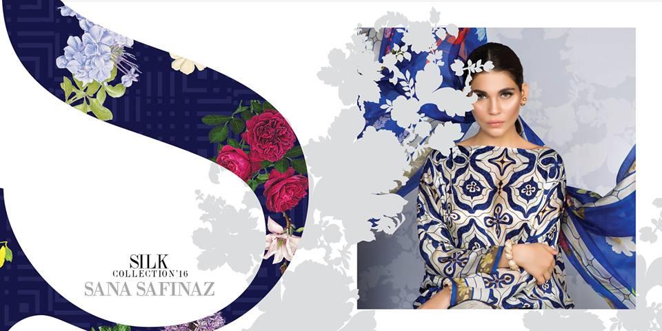 Silk Collection by sana Safinaz