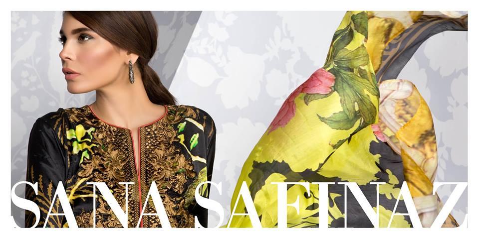 Sana Safinaz Silk Dresses Design for Women 2016-17 Eid Collection (11)