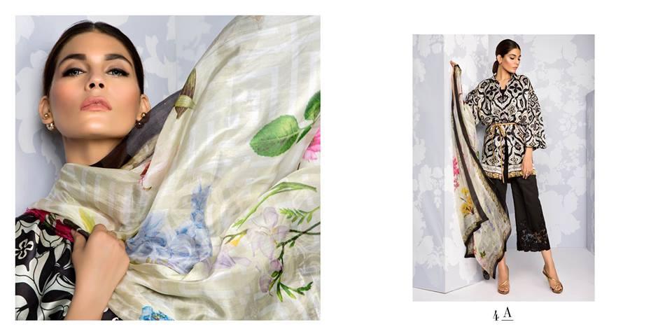 Sana Safinaz Silk Dresses Design for Women 2016-17 Eid Collection (12)