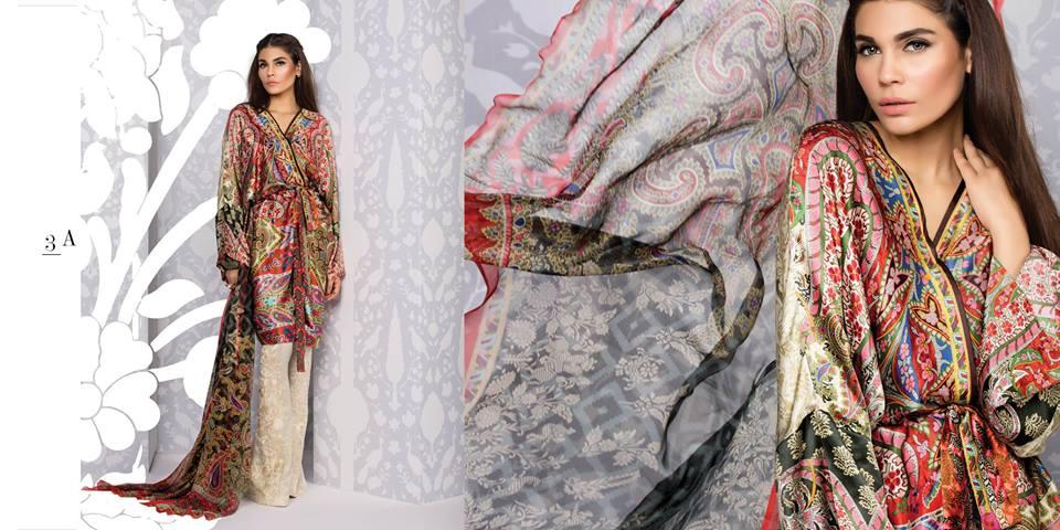 Sana Safinaz Silk Dresses Design for Women 2016-17 Eid Collection (14)