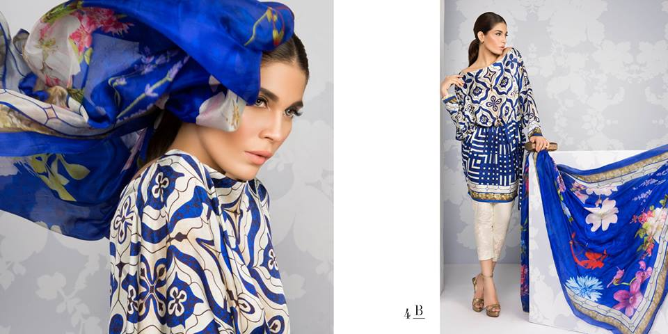 Sana Safinaz Silk Dresses Design for Women 2016-17 Eid Collection (19)