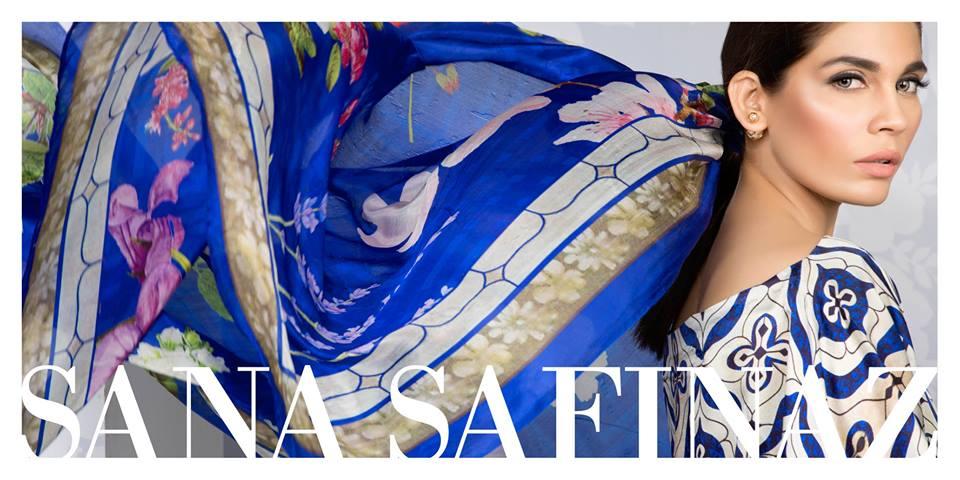 Sana Safinaz Silk Dresses Design for Women 2016-17 Eid Collection (4)