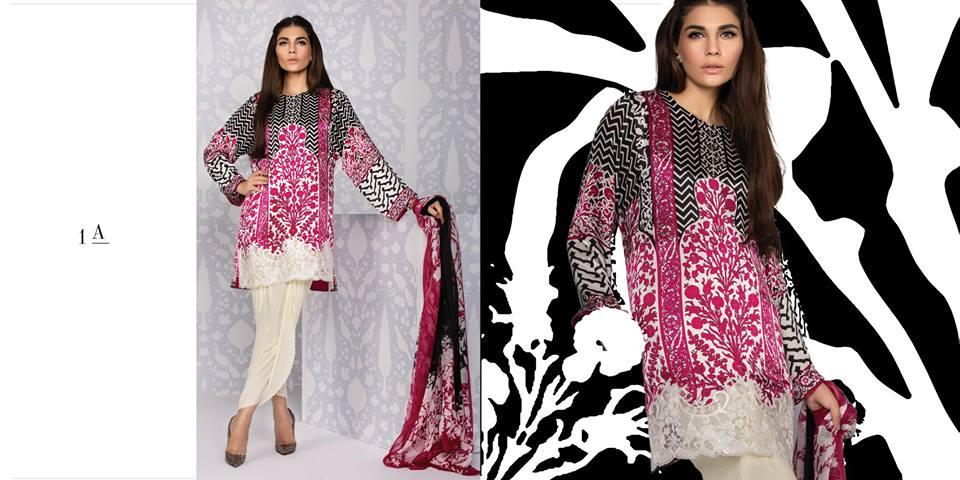 Sana Safinaz Silk Dresses Design for Women 2016-17 Eid Collection (7)