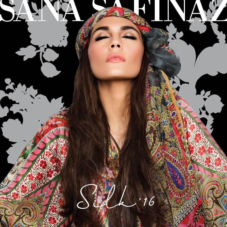 Sana Safinaz Silk Dresses Design for Women 2016-17 Eid Collection (9)