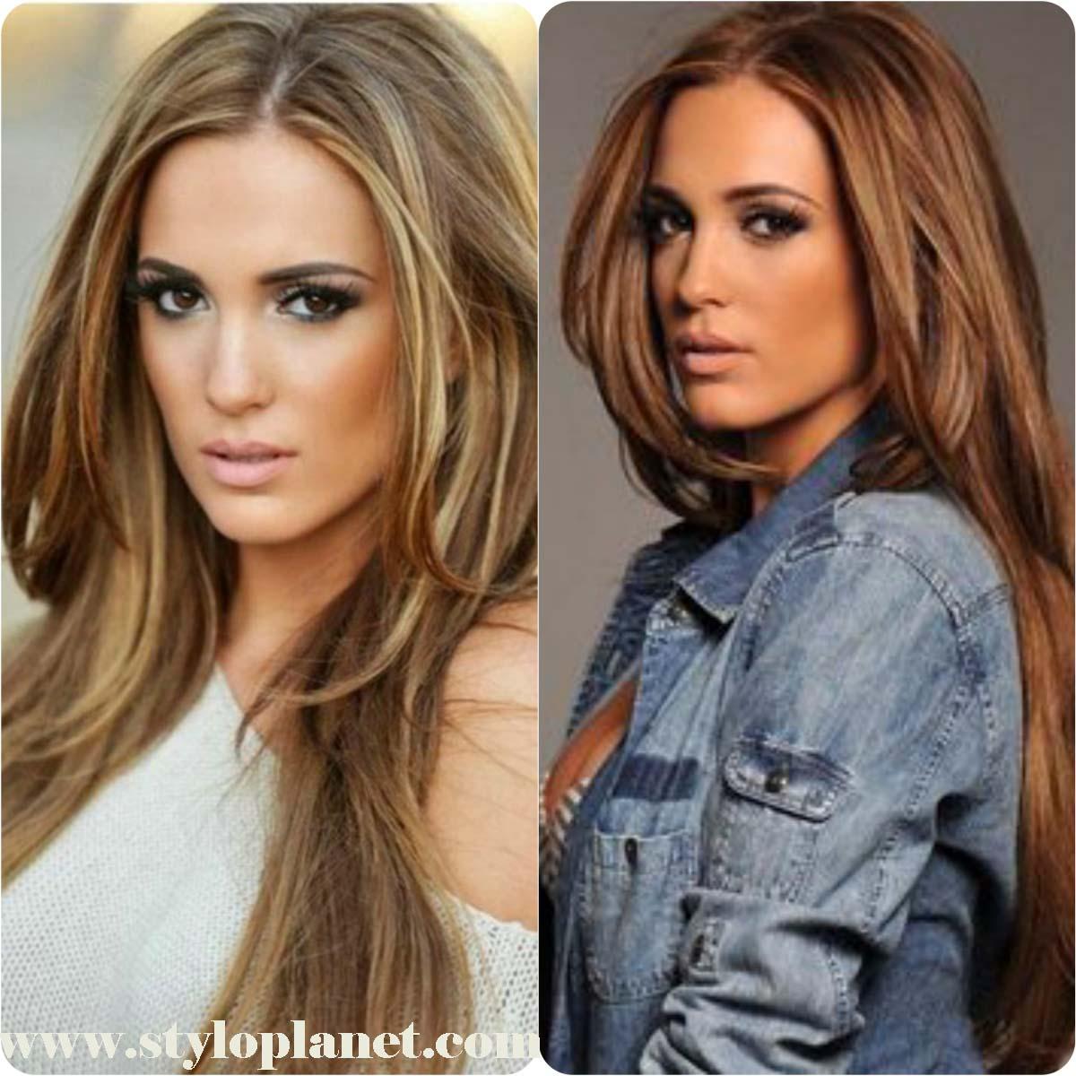 Caramel Hair Color Trends