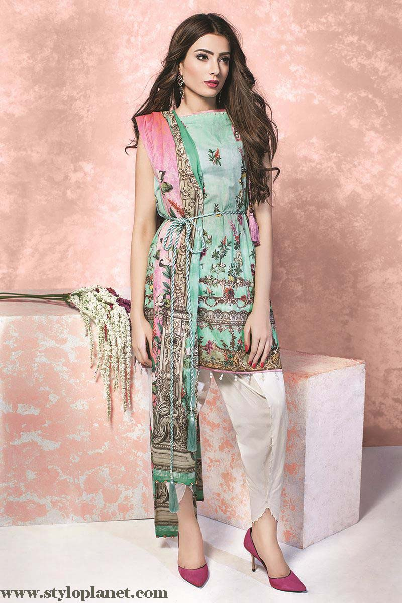 OUTFITTERS WINTER DRESSES COLLECTION FOR MEN, WOMEN & KIDS 2016-2017