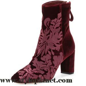 velvet-boots