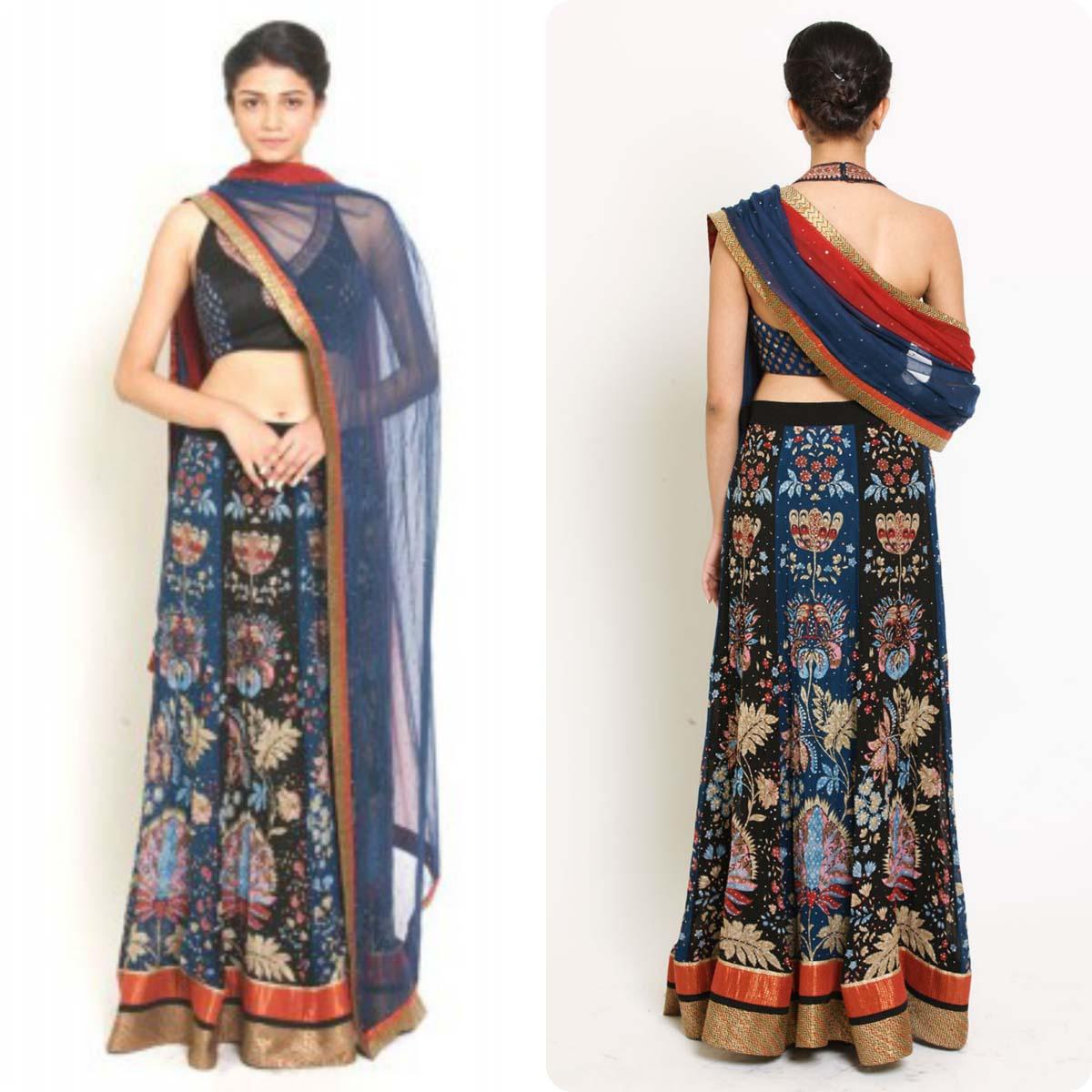 black-and-indigo-lehenga-with-ari-embroidery