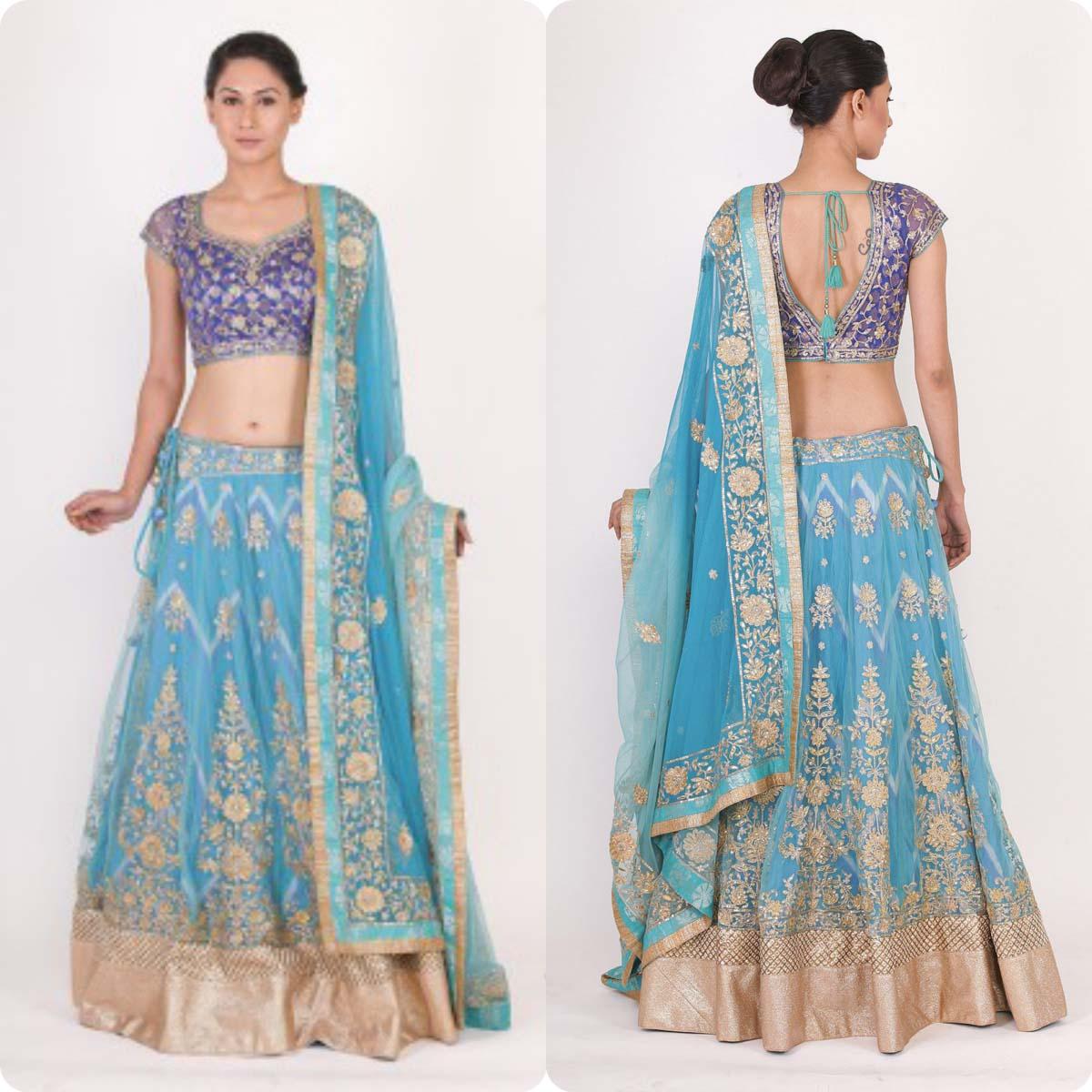 bridal-classic-vibrant-color-lehenga