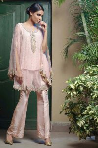 cape-style-dresses-for-women-by-pakistani-designers-2016-2017-2