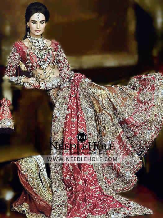 latest-bridal-dresses-designs-trends-2016-2017-collection-for-wedding-brides-13