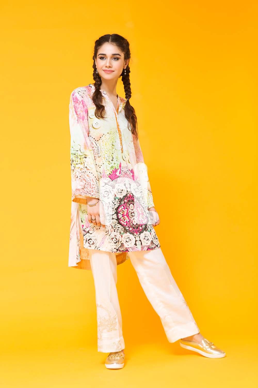 Nishat Linen Latest Winter Stitched & Unstitched Dresses Collection 2016-2017