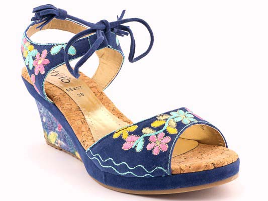Stylo Wedges Collection