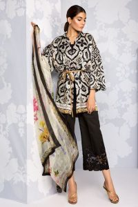 stylish-pakistani-designers-dresses-with-bell-bottom-pantstrousers-2017-2