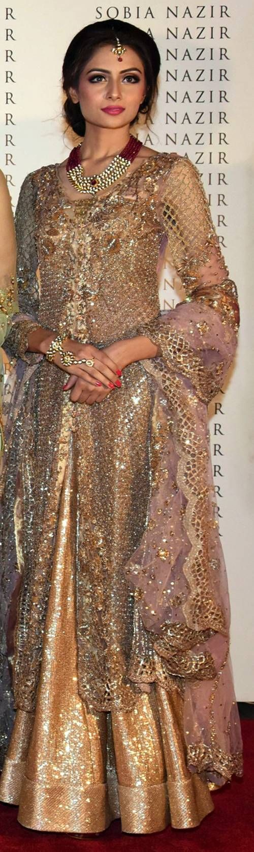 Best Bridal Walima Dresses 2018-2019 Designs & Colors