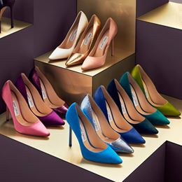 Jimmy Choo Latest Shoes and Handbags Collection 2017-2018