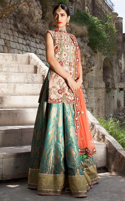 Top 10 Popular Pakistani Designers Bridal Dresses ...
