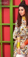Gul Ahmed Summer Silk & Chiffon Dresses Collection 2017-2018 (17)