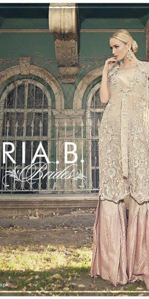 Maria.B Latest Bridal Wedding Dresses Collection 2017-2018 (3)