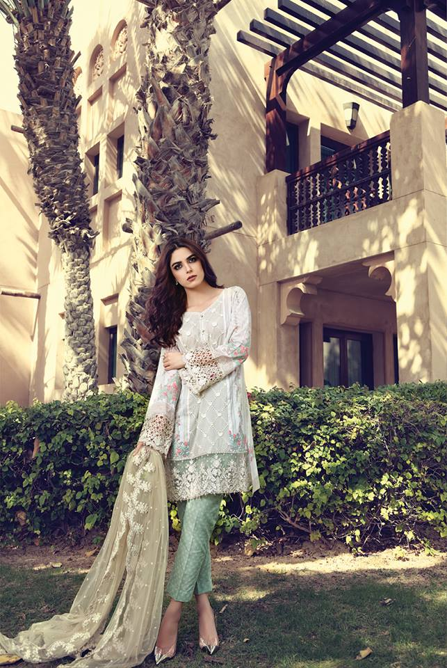 Maria.b Embroidered Collection