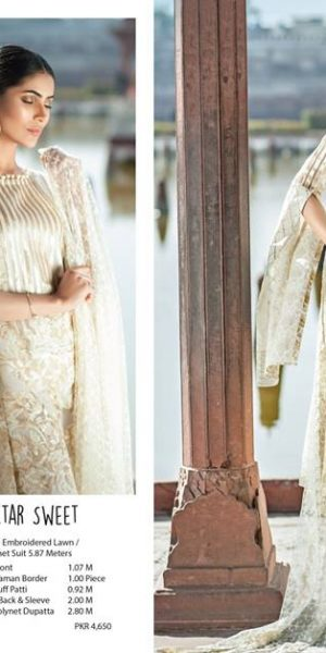 Mausummery Latest Spring Summer Lawn Unstitched and Ready To Wear Dresses 2017 (10)