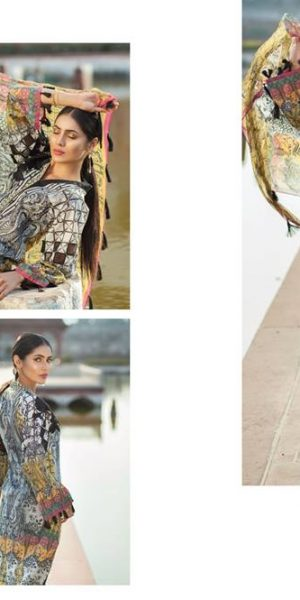 Mausummery Latest Spring Summer Lawn Unstitched and Ready To Wear Dresses 2017 (12)
