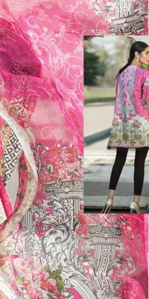 Mausummery Latest Spring Summer Lawn Unstitched and Ready To Wear Dresses 2017 (13)