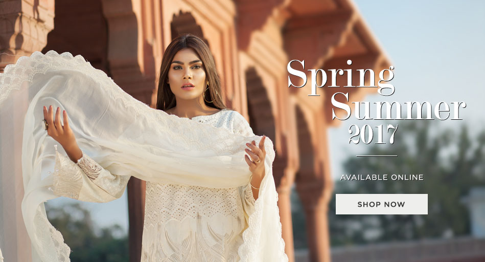 Mausummery Latest Spring Summer Lawn Unstitched and Ready To Wear Dresses 2017