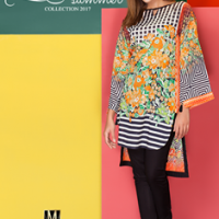 Mausummery Latest Spring Summer Lawn Unstitched and Ready To Wear Dresses 2017 (7)