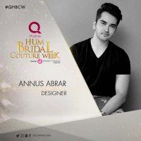 Annus Abrar-QMOBILE HUM TV BRIDAL COUTURE WEEK (QHBCW) 2017 DAY 3 (12)