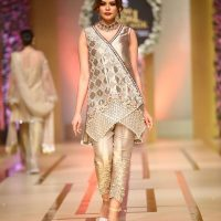 Asifa & Nabeel-QMOBILE HUM TV BRIDAL COUTURE WEEK (QHBCW) 2017 DAY 3 (1)