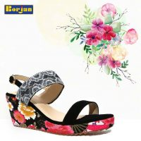 Borjan Shoes Latest Summer Collection for Women 2017-2018 (13)