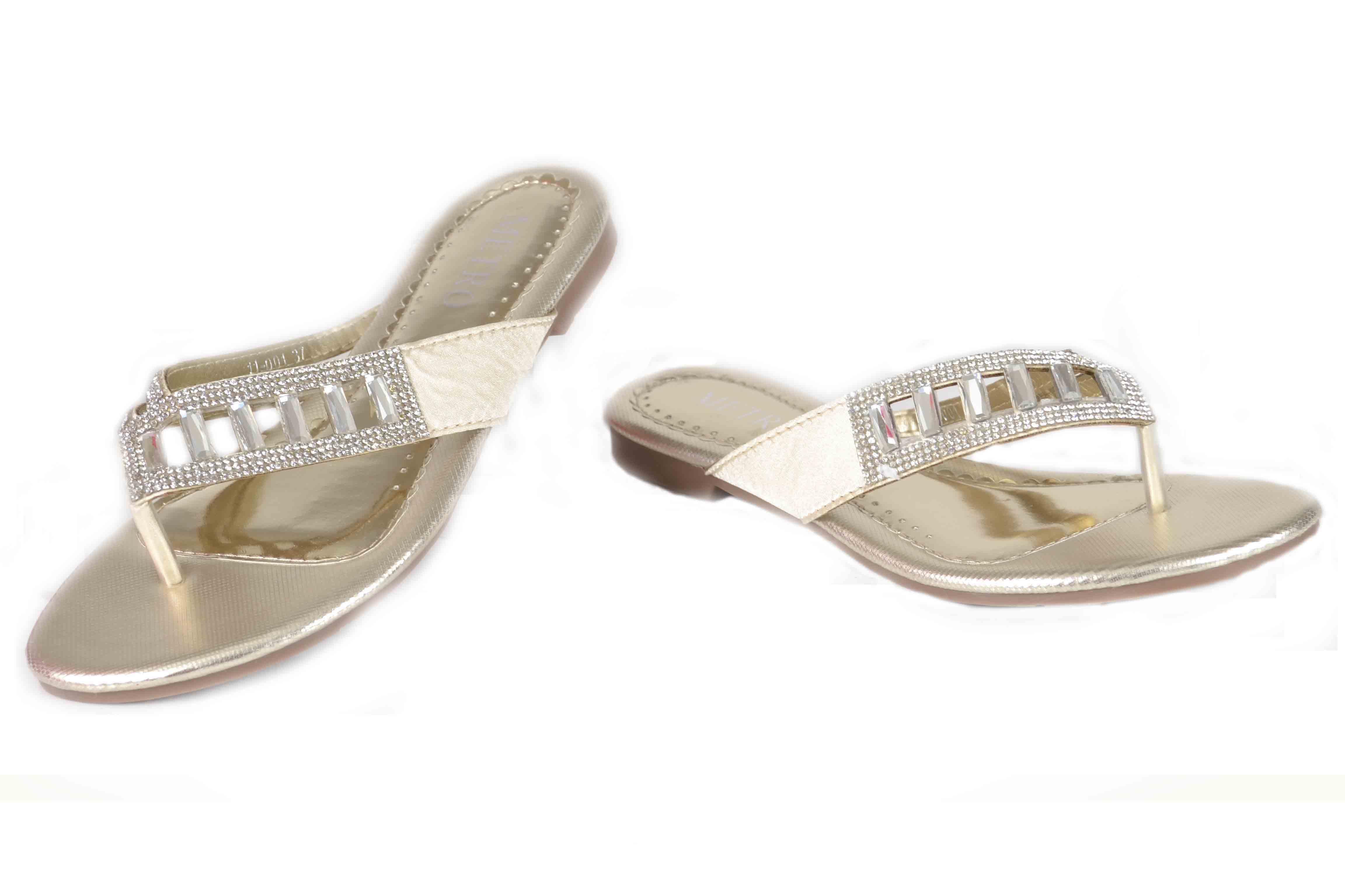 Metro Shoes Latest Summer Footwear Designs