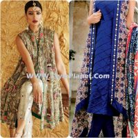 Party Wear Dresses by Indian and Pakistani Designers 2017-Latest Formal Dresses (9)