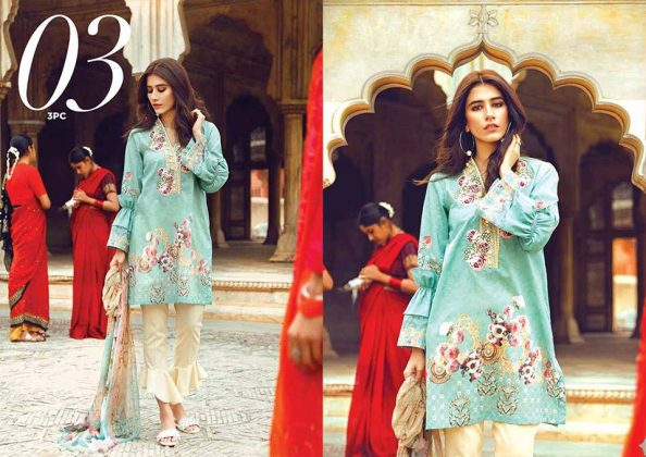 Eid Outfits by Cross Stitch